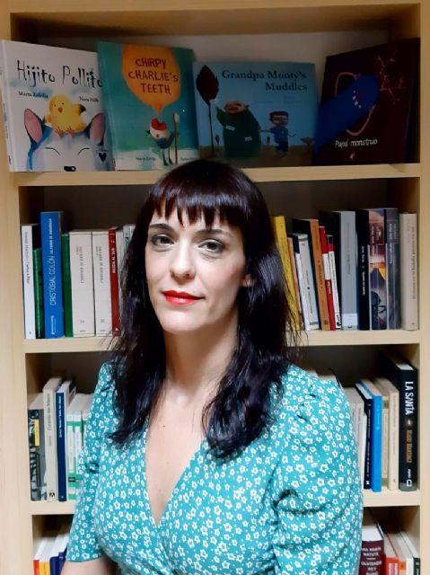La escritora murciana marta zafrilla es premiada en estados unidos por el libro infantil las camisetas no somos servilletas - 3, Foto 3