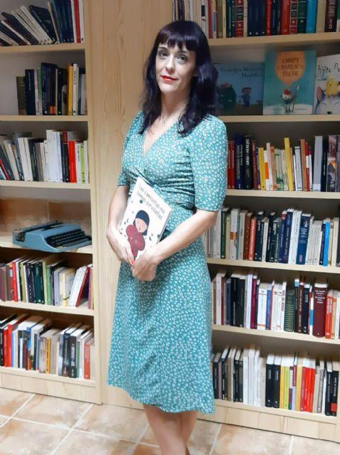 La escritora murciana marta zafrilla es premiada en estados unidos por el libro infantil las camisetas no somos servilletas - 4, Foto 4