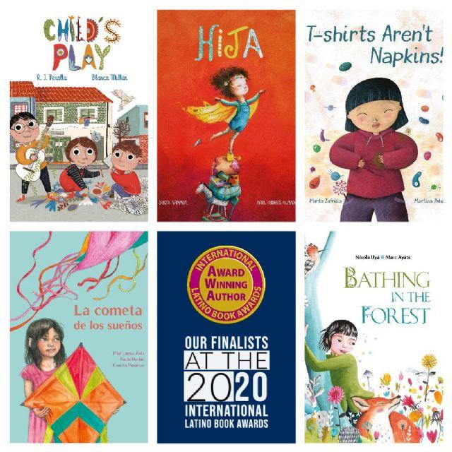 La escritora murciana marta zafrilla es premiada en estados unidos por el libro infantil las camisetas no somos servilletas - 5, Foto 5