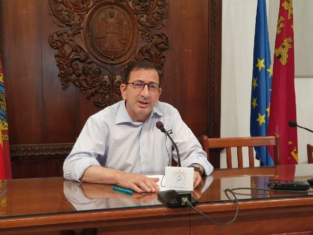 Ruiz Guillén: el PP tuvo la oportunidad de ejecutar una remodelación de Lorca que o no se acordó o no se atrevió a hacer - 1, Foto 1
