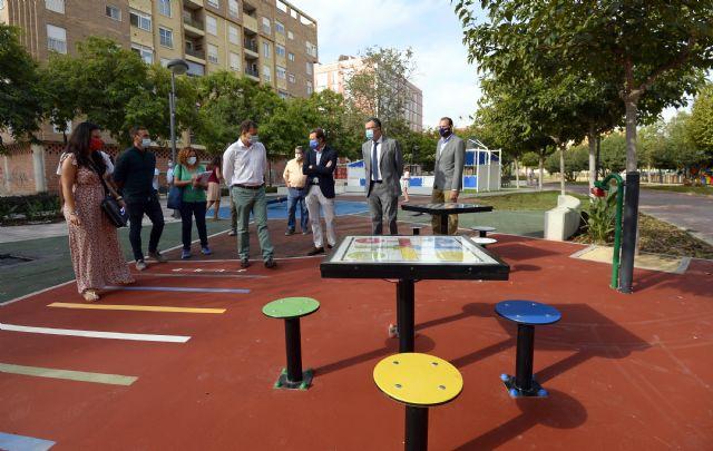 Una gran área verde familiar de 6.000 m2 se abre en el nuevo eje peatonal entre Ronda Sur y Santiago el Mayor - 2, Foto 2