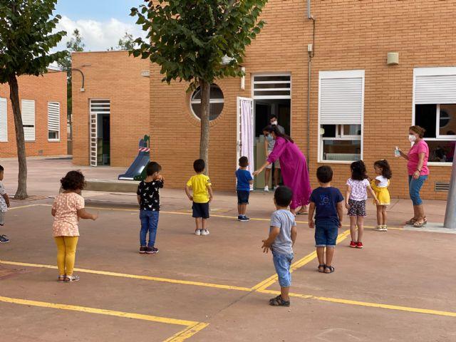 Alumnos y alumnas de Educación Infantil, Primaria y Secundaria de Torre Pacheco vuelven a las clases presenciales - 3, Foto 3