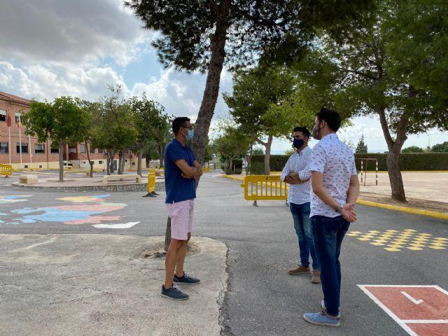 Alumnos y alumnas de Educación Infantil, Primaria y Secundaria de Torre Pacheco vuelven a las clases presenciales - 4, Foto 4
