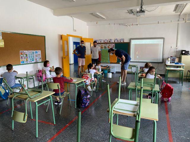 Alumnos y alumnas de Educación Infantil, Primaria y Secundaria de Torre Pacheco vuelven a las clases presenciales - 5, Foto 5
