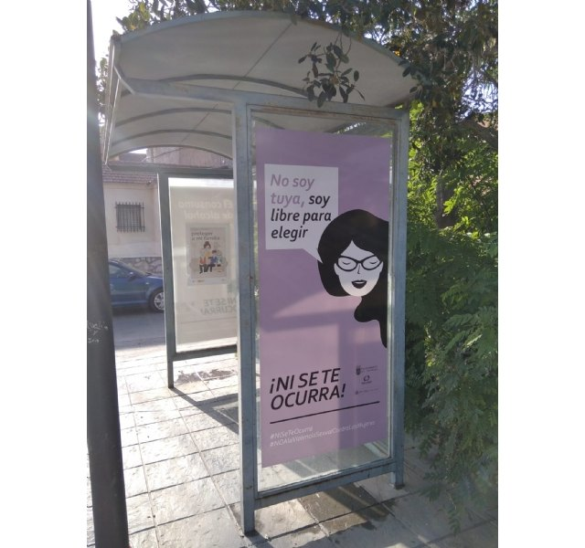 The Department of Equality promotes a campaign to prevent sexual violence against women, Foto 3