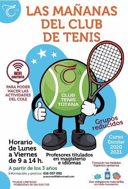Las mañanas del Club de Tenis - 1, Foto 1