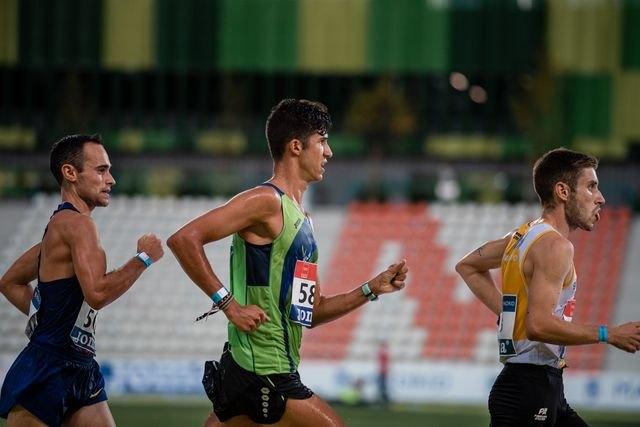 Quinto puesto para Iván López en el Campeonato de España absoluto 10.000m marcha - 1, Foto 1