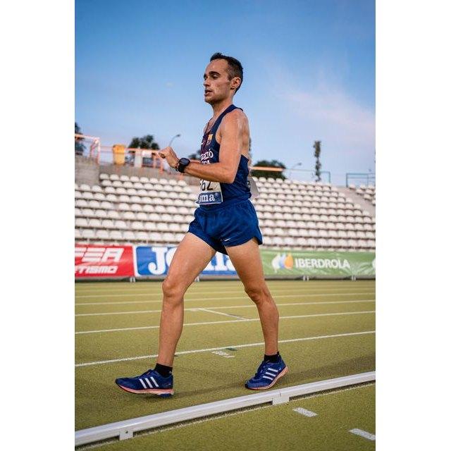 Quinto puesto para Iván López en el Campeonato de España absoluto 10.000m marcha - 2, Foto 2