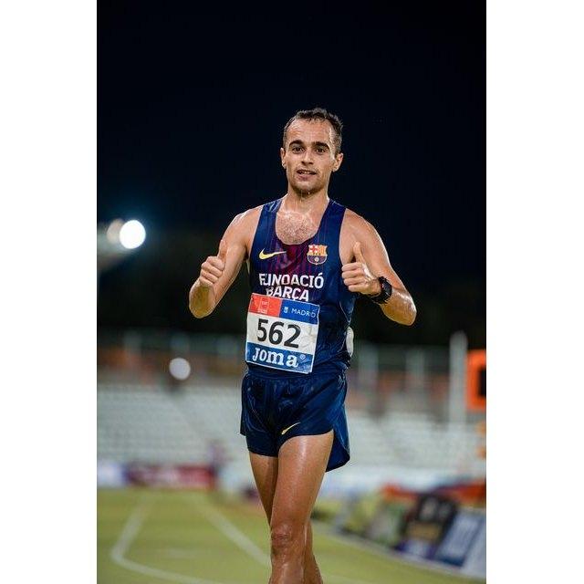 Quinto puesto para Iván López en el Campeonato de España absoluto 10.000m marcha - 3, Foto 3