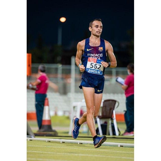 Quinto puesto para Iván López en el Campeonato de España absoluto 10.000m marcha - 4, Foto 4