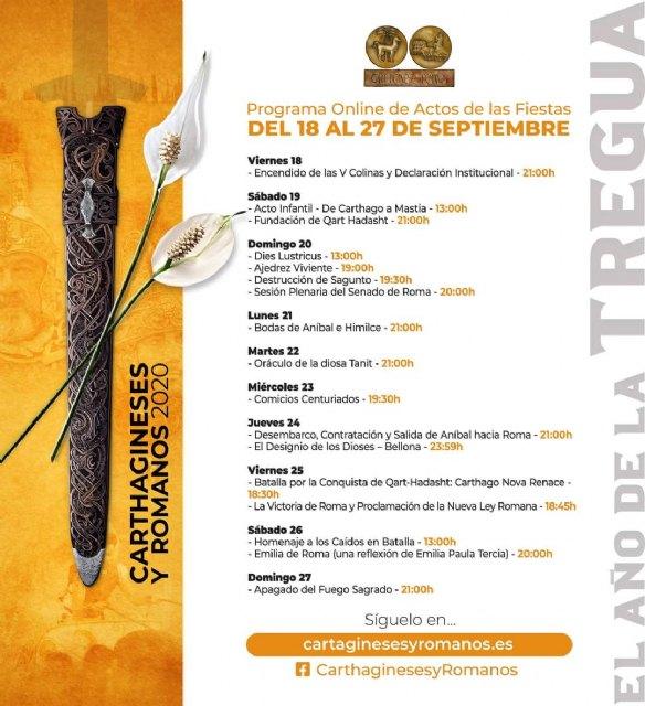 Programa online de actos El año de la tregua - 2, Foto 2