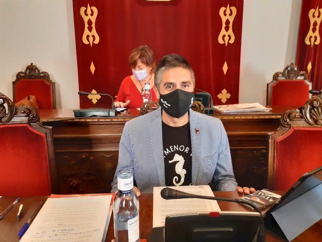 MC exige apartar de la solución del Mar Menor a quienes lo han llevado a esta situación - 1, Foto 1