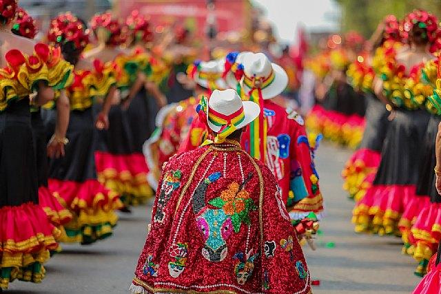 El Carnaval de Barranquilla llega a Madrid con una fiesta llena de ritmo y color - 1, Foto 1