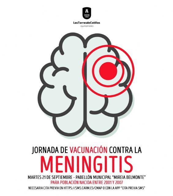 Los torreños de 14 a 20 años, llamados a vacunarse contra la meningitis - 1, Foto 1