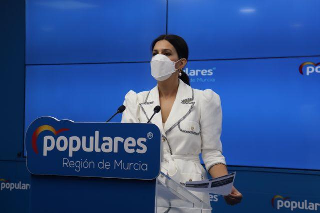Guardiola: Mientras Sánchez siga en La Moncloa, en la Región de Murcia no habrá líderes socialistas, solo marionetas del sanchismo - 1, Foto 1