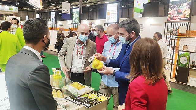 """La Región de Murcia ecológica """"buena por naturaleza"""" en Organic Food Iberia y las caras de la certificación pública - 1, Foto 1"""