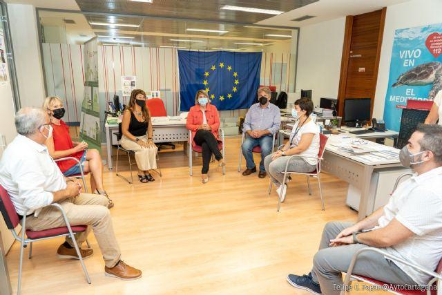 Una nueva Unidad de Proyectos Europeos logra más de 700.000 euros en sus primeros meses de trabajo - 1, Foto 1