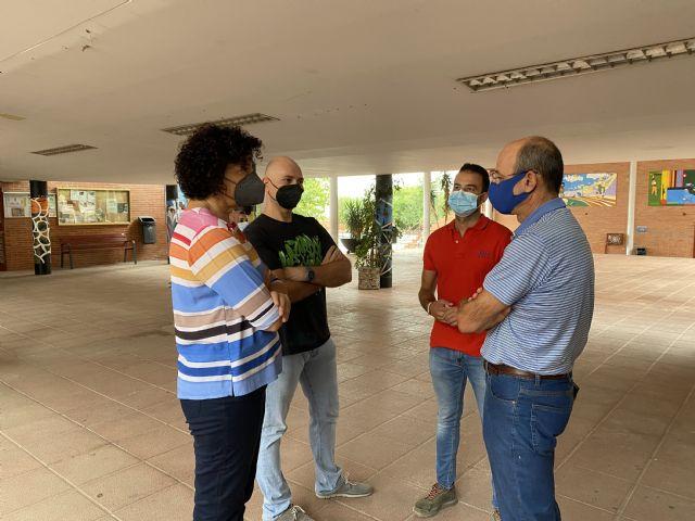 El IES Rambla de Nogalte de Puerto Lumbreras arranca el curso 2020-2021 extendiendo la enseñanza bilingüe a los grados medio y superior de Administración - 1, Foto 1