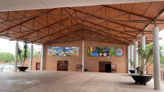 El IES Rambla de Nogalte de Puerto Lumbreras arranca el curso 2020-2021 extendiendo la enseñanza bilingüe a los grados medio y superior de Administración - 2, Foto 2
