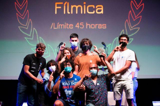 Twin Freaks gana la IV edición del Festival Supervivencia Fílmica con el cortometraje alcanzar el vórtice, Foto 3