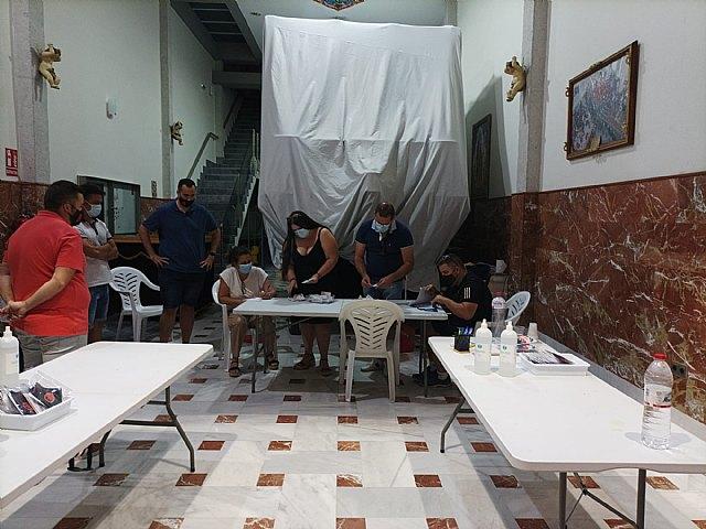 Roberto Cánovas Andreo es reelegido presidente de la Hermandad de Jesús en el Calvario y Santa Cena, Foto 3