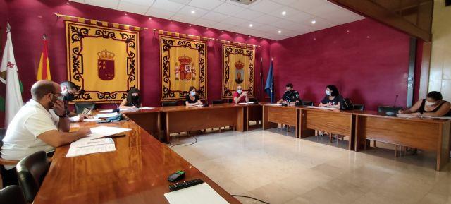 Se reúne la Junta Local de Seguridad para establecer los protocolos de cara a las Fiestas Patronales - 2, Foto 2
