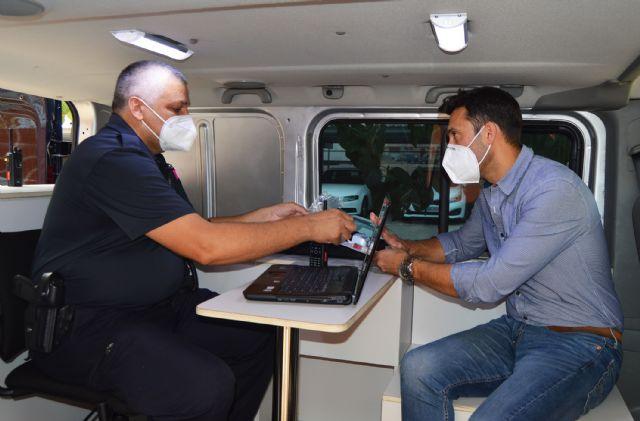 La Policía Local de Las Torres de Cotillas incorpora un nuevo vehículo a su servicio - 1, Foto 1