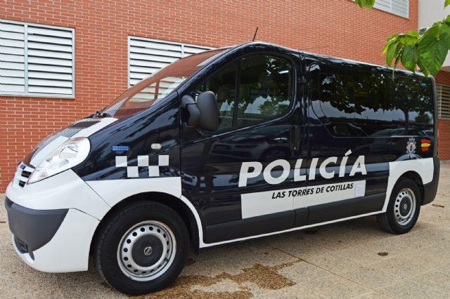 La Policía Local de Las Torres de Cotillas incorpora un nuevo vehículo a su servicio - 5, Foto 5