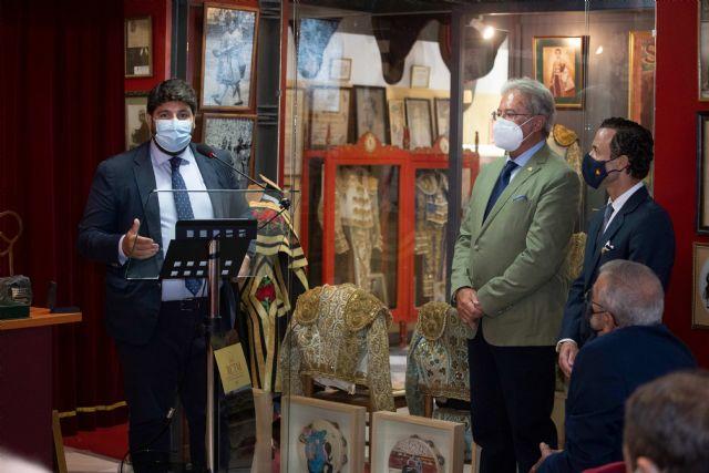 [López Miras participa en el homenaje a Rafaelillo por el 25 aniversario de su alternativa, Foto 2