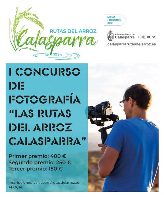 I concurso de fotografía Las Rutas del Arroz - 1, Foto 1