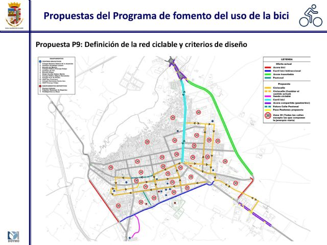 El Ayuntamiento de Jumilla apuesta por un modelo de ciudad sostenible, saludable y segura - 3, Foto 3