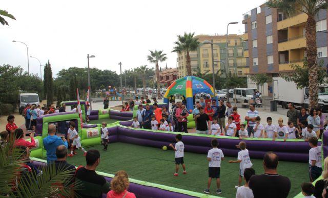 Torneo Nacional de Fútbol 3 'Titanitos Cup 2018' en Puerto Lumbreras - 1, Foto 1
