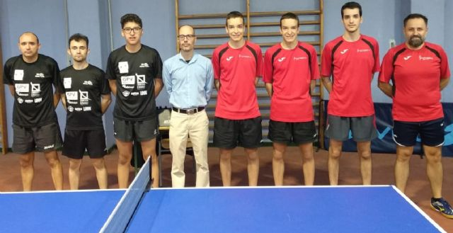 2nd national: Huntec Albacete 0 - - Totana TM 6, Foto 2