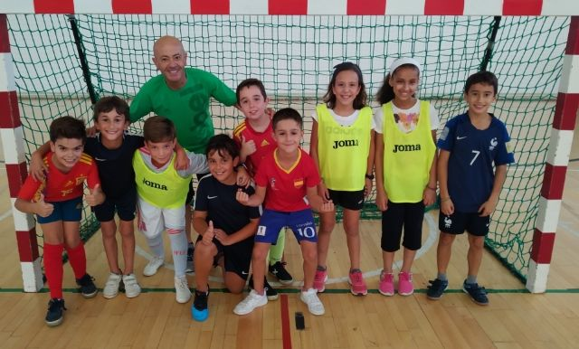 The Benjamín School Sports Local Phase 2019-20 begins