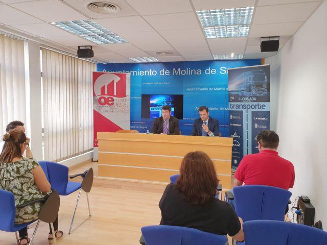 La II Jornada Sectorial del Transporte analizará en Molina de Segura la situación actual del sector, sus retos de futuro y el impacto del Brexit - 4, Foto 4