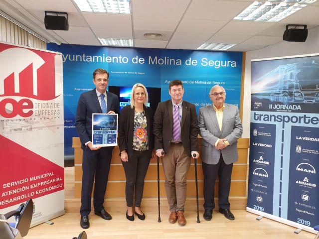 La II Jornada Sectorial del Transporte analizará en Molina de Segura la situación actual del sector, sus retos de futuro y el impacto del Brexit - 5, Foto 5