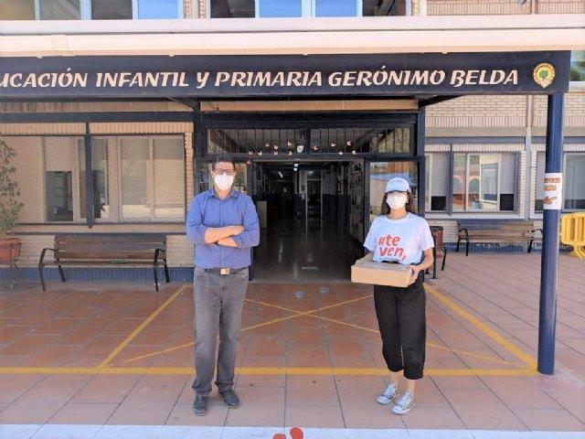 La campaña sobre limpieza y concienciación del cuidado del entorno Te Ven llega a los colegios - 1, Foto 1