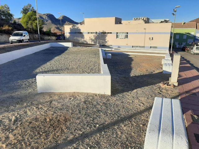 Deportes mejora las pistas de petanca del barrio de la Ermita - 1, Foto 1