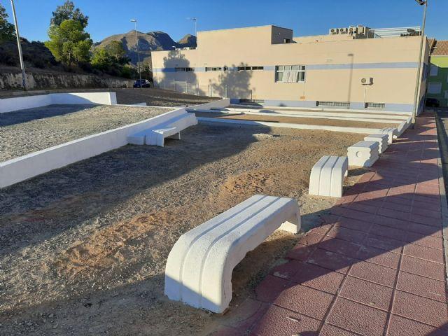 Deportes mejora las pistas de petanca del barrio de la Ermita - 2, Foto 2