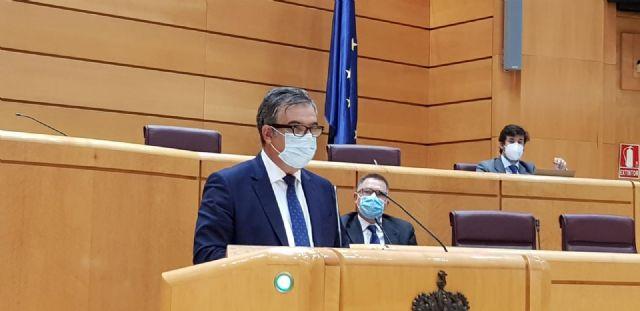 El PPRM pide mañana en el Senado que el Gobierno de España apueste por la descontaminación definitiva del vertedero de Abanilla y se comprometa con su financiación - 1, Foto 1