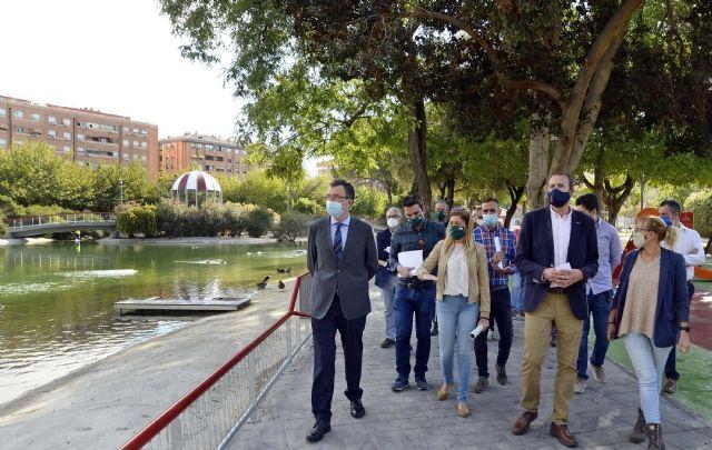Finalizan las obras del jardín de Fofó, una gran área verde de 16.000 m2 con el lago como eje central y más zonas de recreo - 1, Foto 1