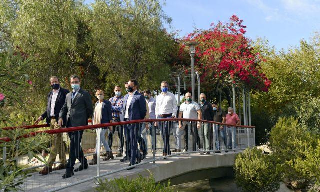 Finalizan las obras del jardín de Fofó, una gran área verde de 16.000 m2 con el lago como eje central y más zonas de recreo - 3, Foto 3