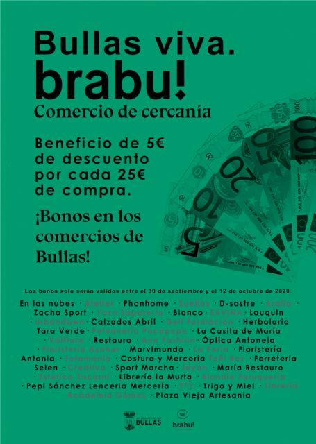 La campaña en favor del comercio local continúa con descuentos de cinco euros en compras de 25€ hasta este sábado - 1, Foto 1