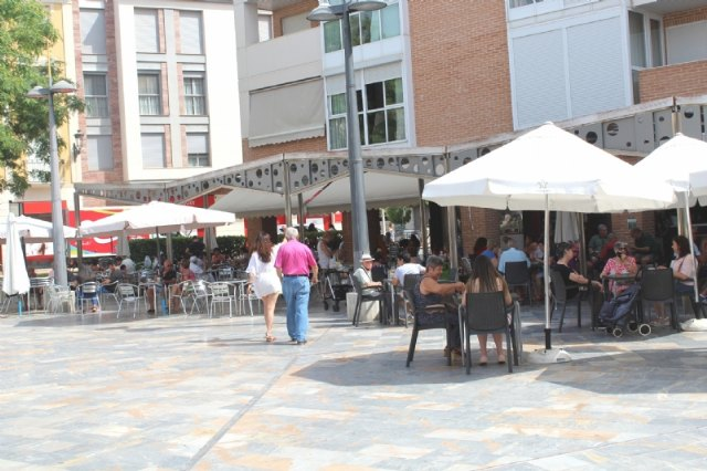 The City Council dictates palliative measures to favor the activity of the terrace regime in the hotel sector in the face of the winter season, Foto 1