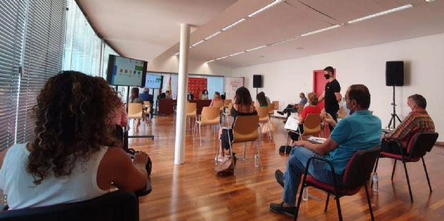 La fase de consulta para el diseño de la Agenda Urbana Murcia 2030 continúa con la segunda ronda de las mesas de trabajo del Consejo Social - 1, Foto 1