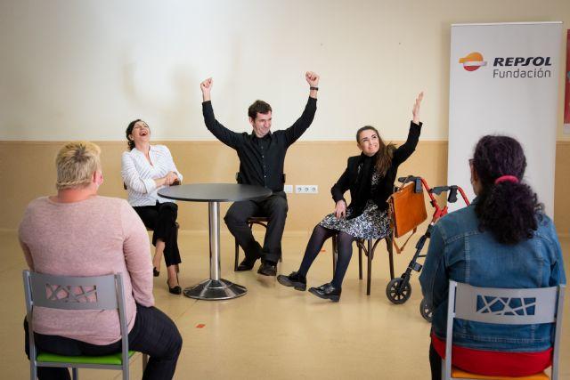 Fundación Repsol y la compañía de Blanca Marsillach traen un taller de teatro adaptado a Cartagena - 1, Foto 1