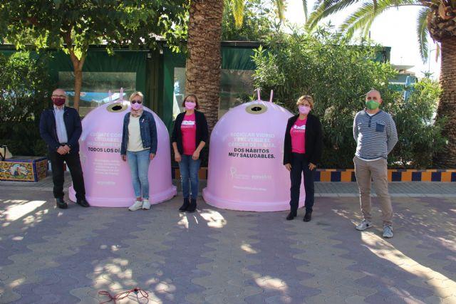 Presentada la campaña 'Recicla vidrio por ellas', con motivo del Día contra el Cáncer de Mama - 1, Foto 1