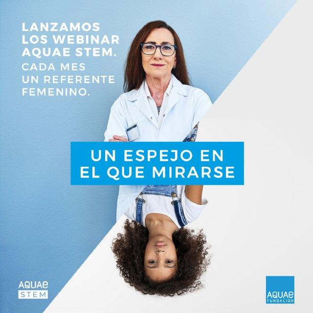 Arranca la 2ª edición de Aquae STEM, que este curso organiza webinars con referentes femeninos en ciencia - 1, Foto 1