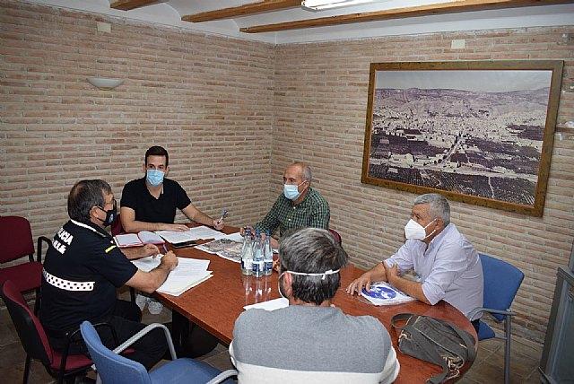 Elaborado un Plan de Organización para la Festividad de los Santos - 1, Foto 1