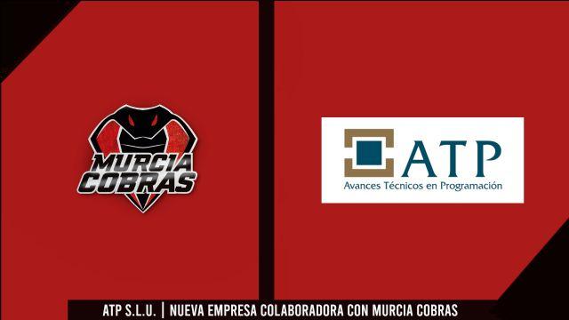 ATP S.L.U., nueva empresa colaboradora con Murcia Cobras - 1, Foto 1